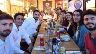 DÖDER üyeleri geleneksel iftar yemeğinde buluştu