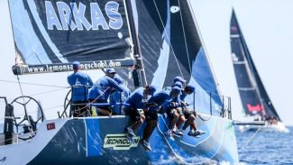 Arkas Sailing Team, Türkiye'nin gururu oldu!
