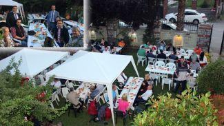 GMO üyeleri ve aileleri iftar yemeğinde buluştu