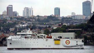 MTA Oruç Reis, petrol ve doğalgaz aramaya başlıyor