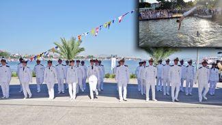 İTÜ Denizcilik Fakültesi 2016-17 Mezuniyet Töreni gerçekleşti