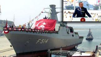 Cumhurbaşkanı Erdoğan: İnşallah biz uçak gemimizi de yapacağız!