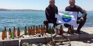 TURMEPA, Kabotaj Bayramı'nda deniz dibi temizliği yaptı