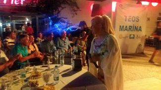 Türk-Yunan dostluğuna Teos Marina köprü oldu