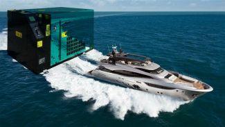 AKSA Jeneratör, denizlerde gücün simgesi oldu!