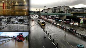 Son 106 yılın en yüksek yağış değerine ulaşıldı