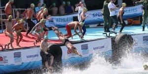 51 ülkeden 4 bin yüzücü başvurdu