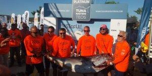 Türkiye'nin usta balıkçılarından rekor üstüne rekor
