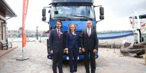 Arkas Lojistik, 1,4 milyon Euro'luk yatırımla, 20 Ford çekiciyle filosunu büyüttü