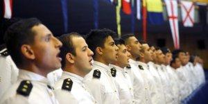 Deniz Harp Okulu, yeni eğitim öğretim yılı açılış töreni yapıldı