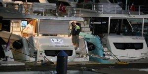 Gökbakar Boat Show'da 'Huysuz'landı