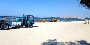 İBB bu yıl plajları pırıl pırıl yaptı