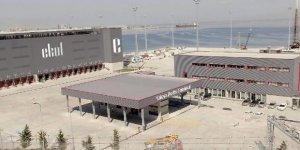 Yalova Ro-Ro Terminali hizmete başladı