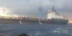 Libyagüvenlik güçleri Rus tankerini batırdı