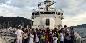 """Muşlu öğrenciler """"TCSG Umut""""la yelken açtı"""