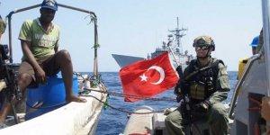 SAT'lar Somalili balıkçılara güven veriyor