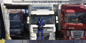 Kırım feribot seferleri başka bahara kaldı