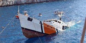 'TCSG 127' artık dalış turizminin hizmetinde