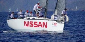 NISSAN Yelken takımı denize açıldı