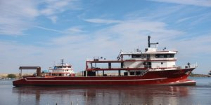 Ordu'nun balıkçı gemileri uluslararası sularda
