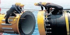 KKTC'ye deniz altından elektriğe çok az kaldı