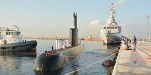 Mısır Donanması'na denizaltı ve korvet takviyesi