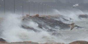 Denizciler dikkat! Denizlerde fırtına bekleniyor