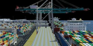 Safiport'un yeni terminal yatırımı devam ediyor