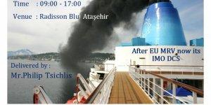 Alpha Marine'den 'EU MRV & IMO DCS' semineri