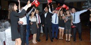 İTÜ DEFAMED (YDO) Cumhuriyet'in 94. yaşını kutladı
