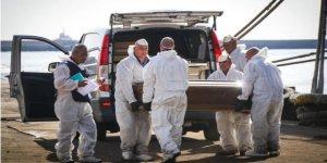 Göçmen teknesinden 26 genç kızın cesedi çıktı