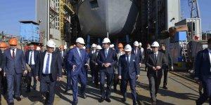 'Sanmar'ın kapasitesi, 5 bin tane otomobil üretimine eş'
