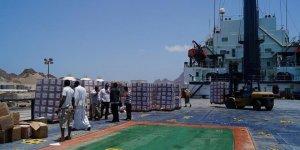 Aden Limanı yeniden faaliyete başladı