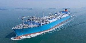 MOL FSRU Challanger gemisi Türkiye'ye geliyor