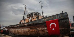 """'Geldikleri gibi giderler"""" sözünün söylendiği gemi Tuzla'da"""