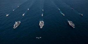 Uzakdoğu'da  savaş çanları, ABD gemileri Kore açıklarında
