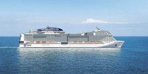 MSC Cruises filosunu yeni gemilerle büyütüyor