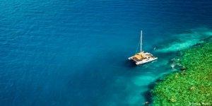 Tehlikede olan ada cenneti: Fiji