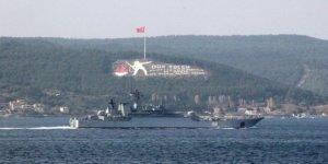 Akdeniz'dek Rus gemileri geri dönüşte