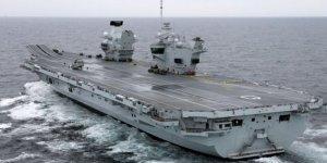 Kraliçe Elizabeth uçak gemisi 7 Aralık'ta teslim ediliyor
