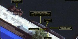 Kim güdümlü füze fırlatabilecek denizaltı inşa ediyor
