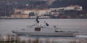 Ruslar, görünmez La Fayette gemisini takip ediyor