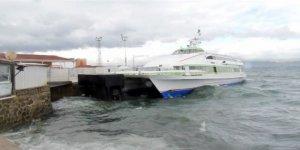 Marmara Denizi'nde ulaşıma hava engeli