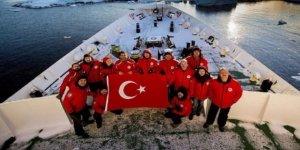 Türkiye Antarktika'da üs kurmak için ortak arıyor