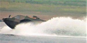 Çin'den dünyanın en hızlı amfibik taarruz aracı