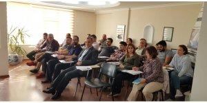 """GMO Antalya Şubesi'nde """"Bilirkişilik Temel Eğitimi"""