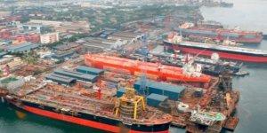 Çin yüzde yüz elektrikli kargo gemisini suya indirdi