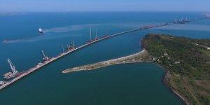 Ukrayna'dan Kerç köprüsü tepkisi