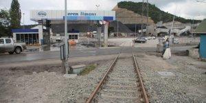 Liman yöneticileri demiryoluna bağlantı istiyor