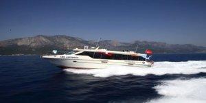 Antalya'da deniz otobüsleri kış tarifesine geçti